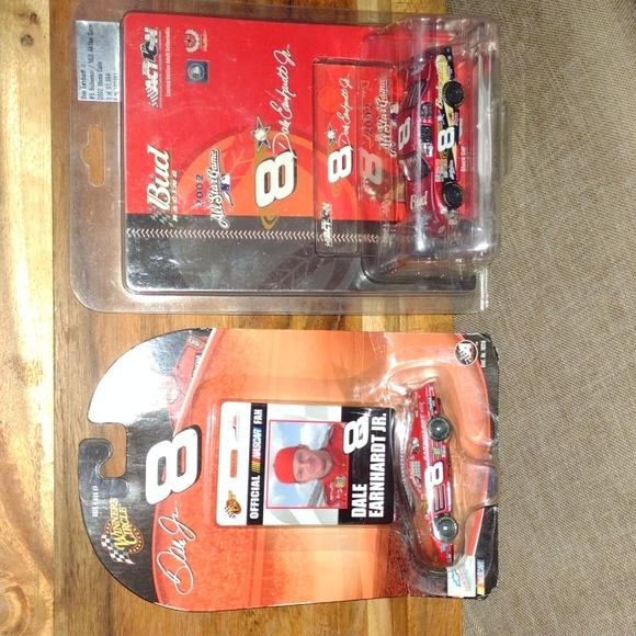 Dale Earnhardt Jr. matchbox  cars